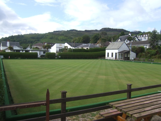 Whiting Bay Bowling Club