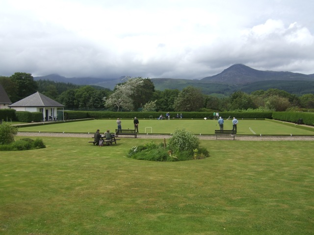 Brodick Bowling Green