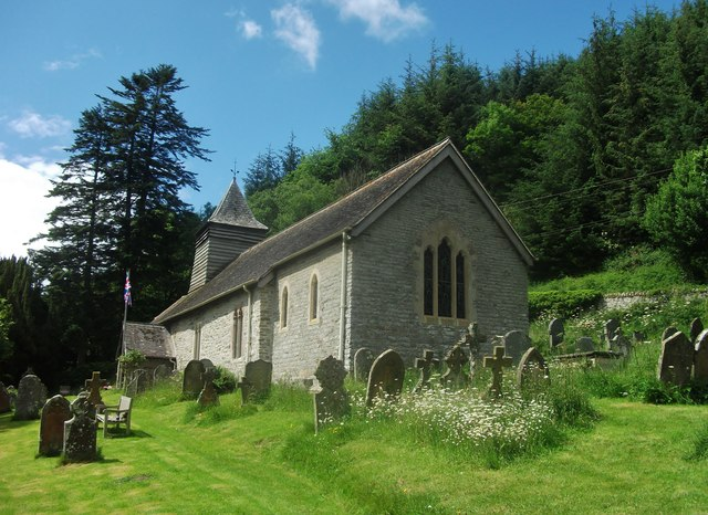 Stowe Nr. Knighton. St.Michaels Church.