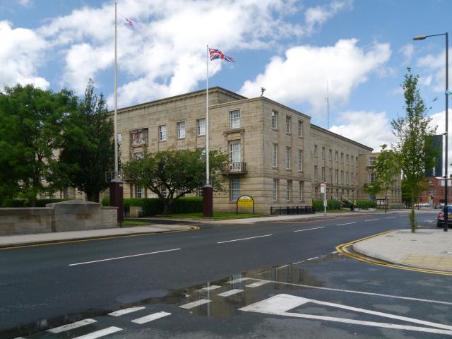 Bury Town Hall