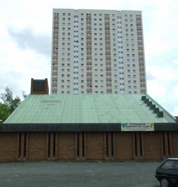 The Martyrs Church of Scotland, Townhead