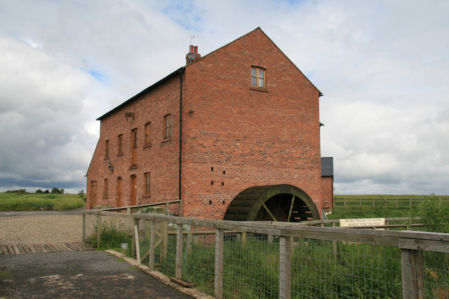 Walk Mill, Stapleford