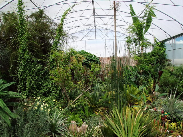 The Cloud Garden, World Garden, Lullingstone Castle
