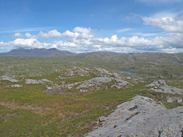 Glencanisp Moorland