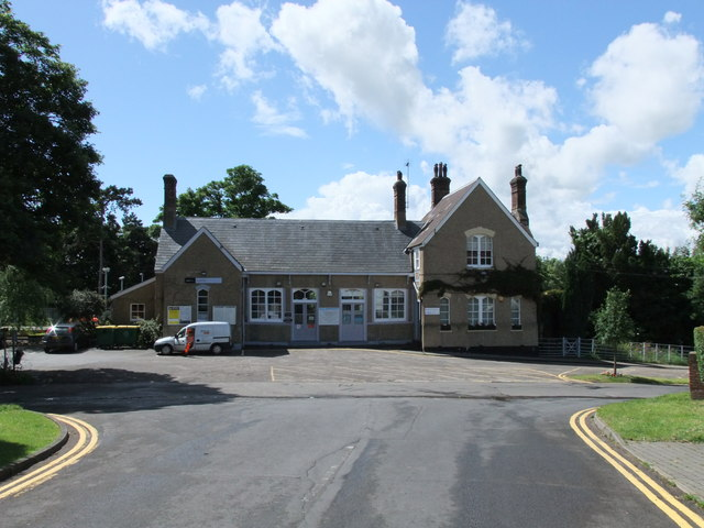 Eynsford Station
