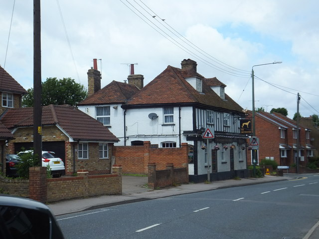 Greyhound pub, Main Street, Sutton at Hone