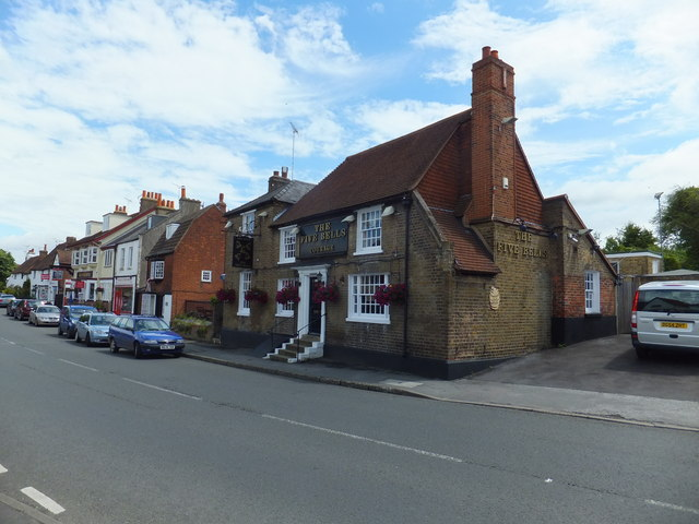 Five Bells Inn,  Eynsford