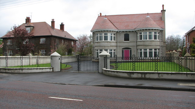 New dwelling house, Coleraine