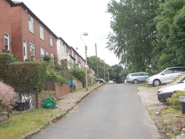 Valley Avenue - Till Carr Lane