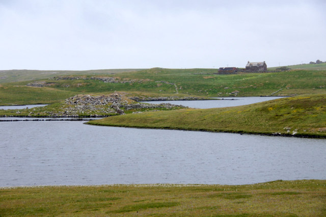 Loch of Houlland, Eshaness