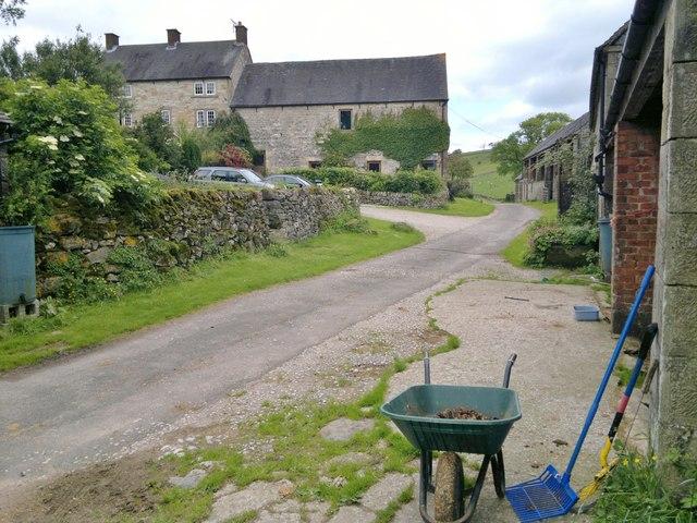 Roystone Grange  Farm, Derbyshire