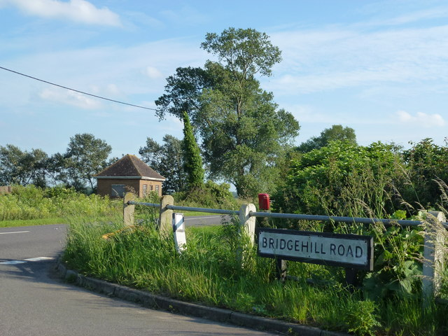 Bridgehill Road, south of Newborough