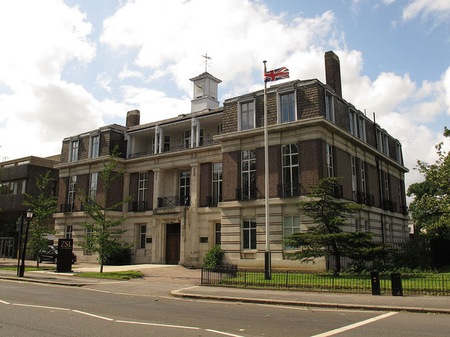 London Zoological Society building