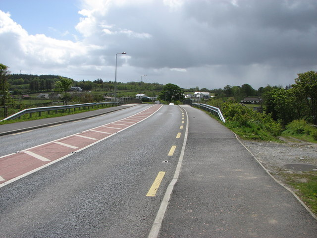 Millbrae road bridge, Stranorlar