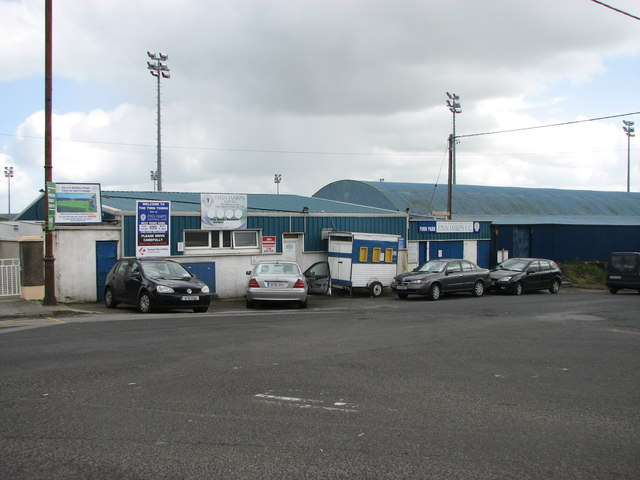Finn Harps soccer ground