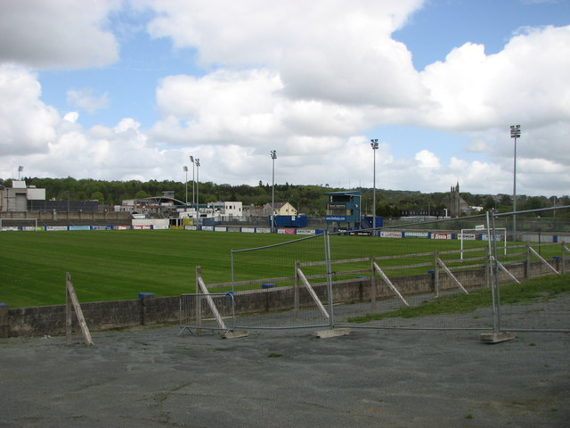 Finn Park soccer pitch