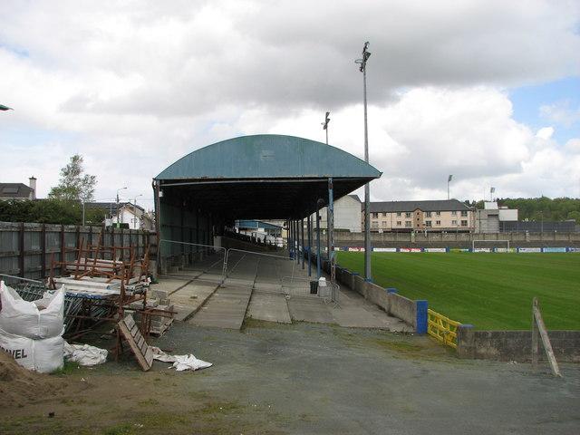 Finn Harps grandstand