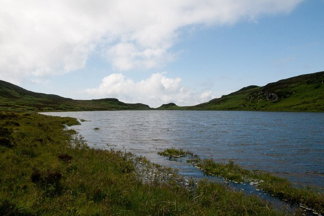 Lower Glen Astle Loch, Islay