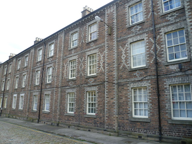Rosemount Buildings east front
