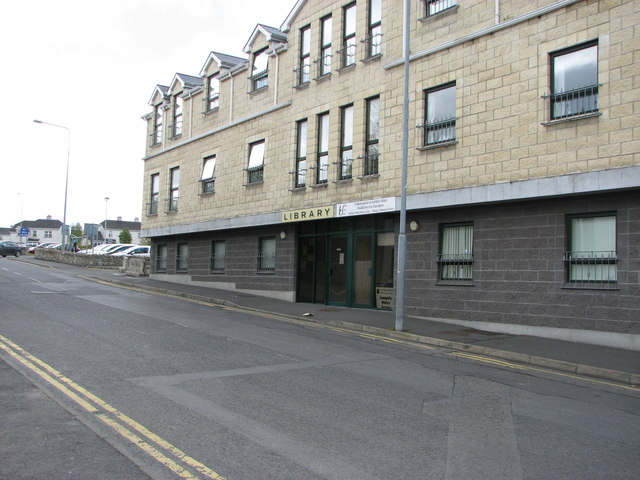 Library and Health Services, Ballybofey