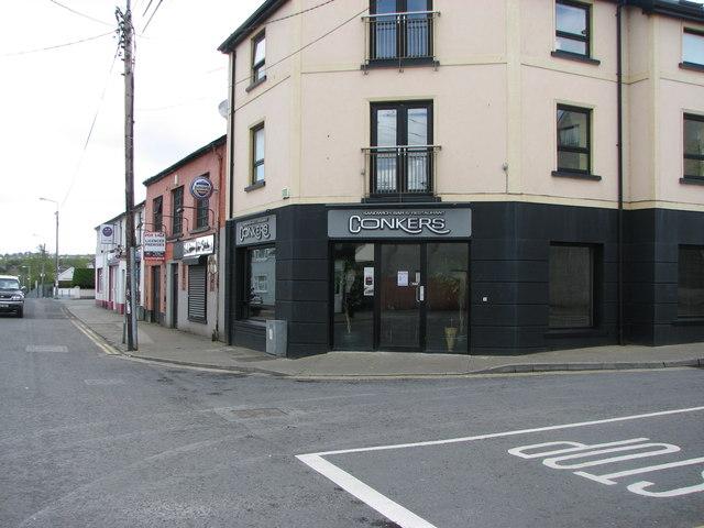 Conkers sandwich bar, Ballybofey