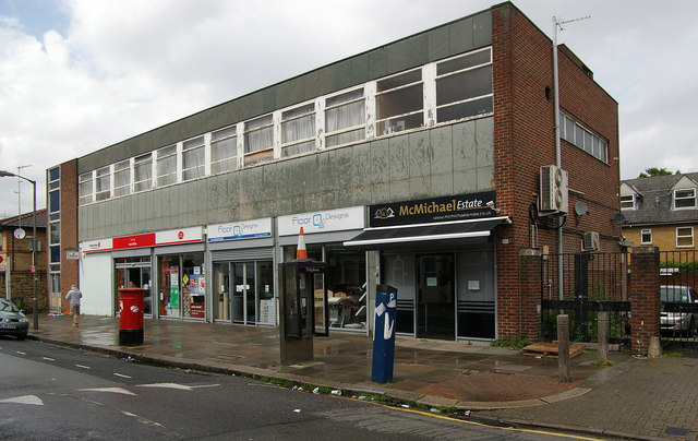 Tooting Post Office
