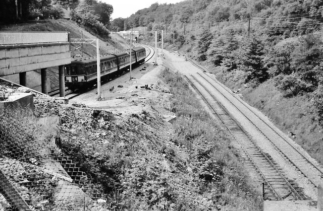 Harecastle railway tunnel