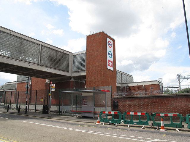 West Ham railway station