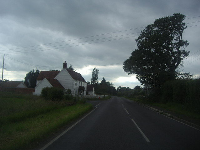 House on Southminster Road, Dengie