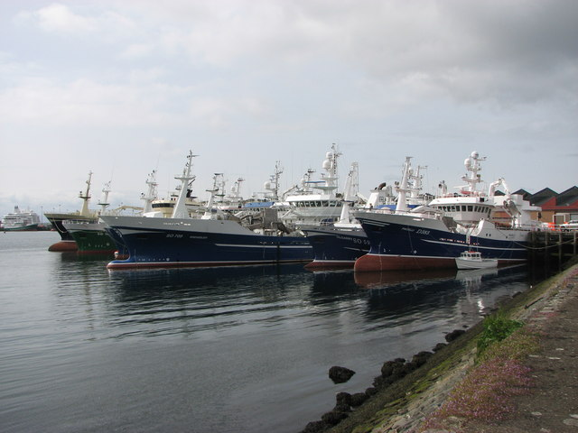 Fishing fleet, Killybegs