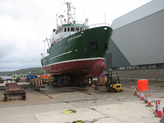 Celtic Voyager, Killybegs