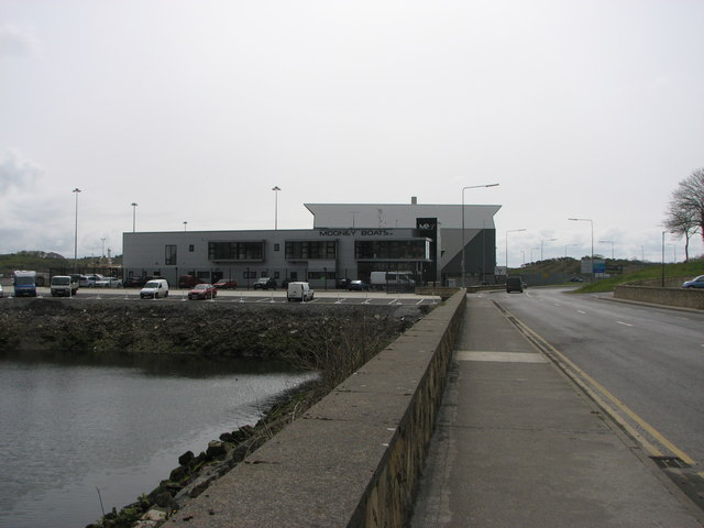 Shore road, Killybegs