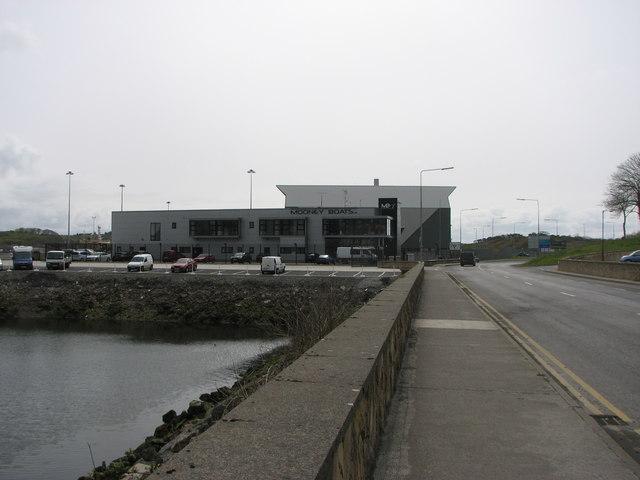 Shore road, Killybegs