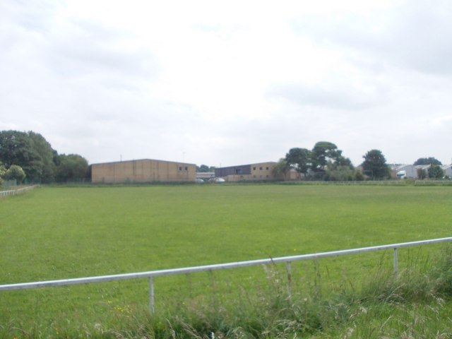 Football Ground - Dam Lane