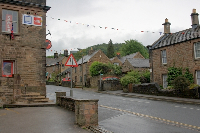 Main Road, Hathersage