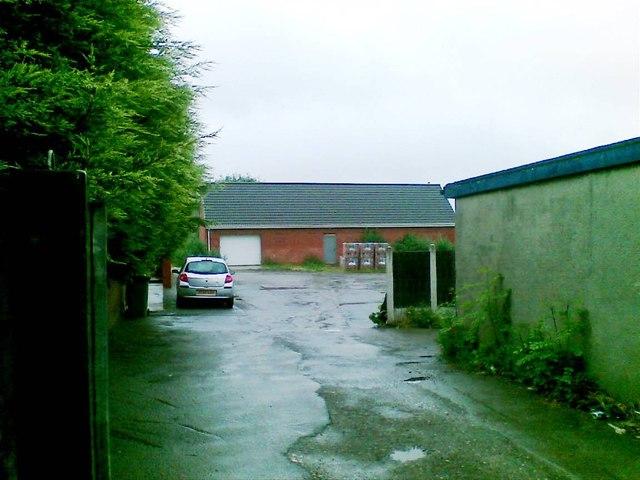 Industrial unit off Spawd Bone Lane, Knottingley