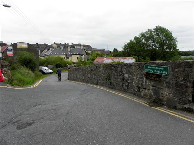 Meeting House Lane, Ballybay