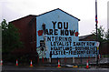 J3373 : Loyalist mural, Belfast by Rossographer