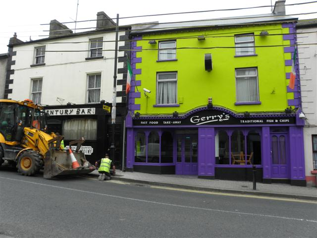 Century Bar / Gerry's, Ballybay
