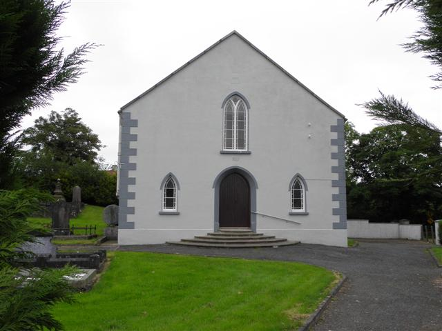 Church at Creevagh