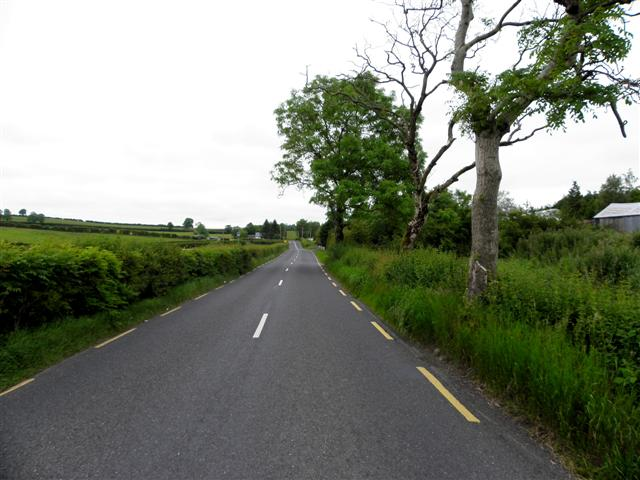 Road at Annamacneill