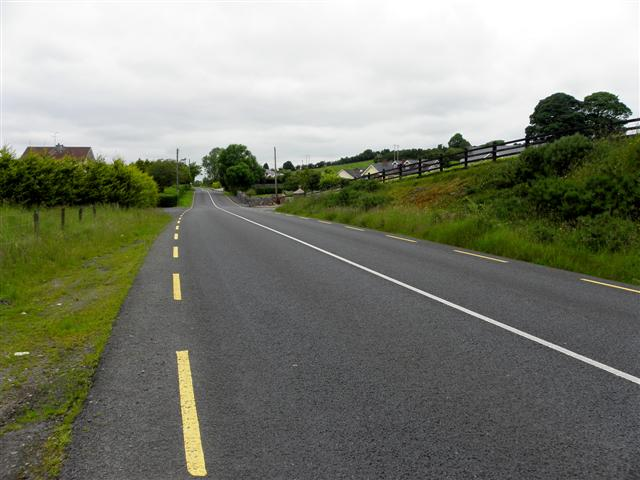 Road at Tanderageebane