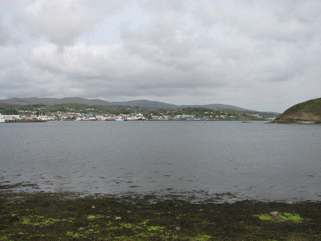 Looking north towards Killybegs