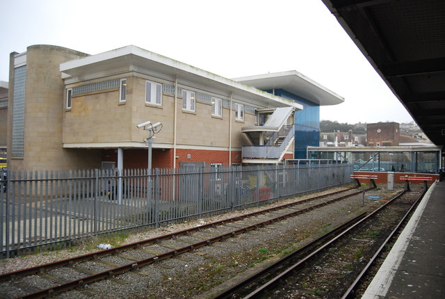 Hastings Station building