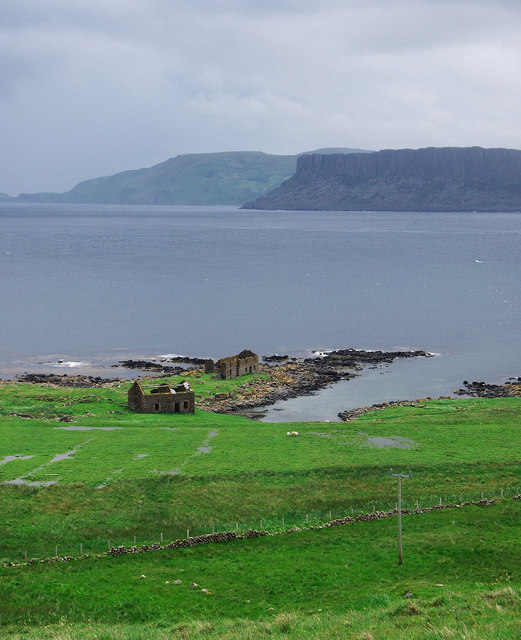 Ushet Point, Rathlin Island