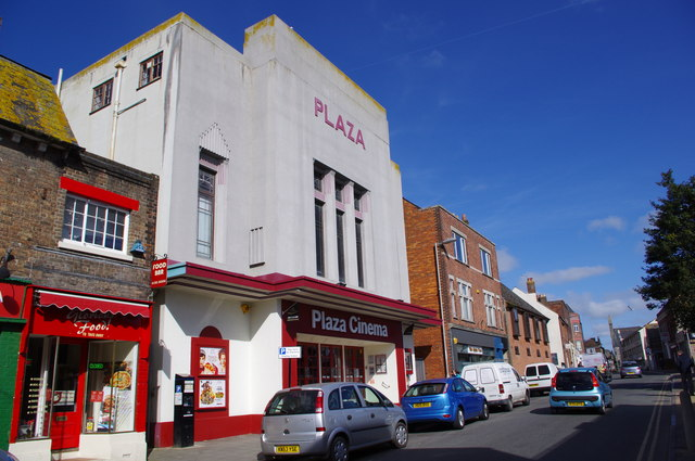 Dorchester - The Plaza Cinema