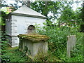 TQ2564 : The Gibson Mausoleum, St Nicholas Churchyard, Sutton by Ian Yarham