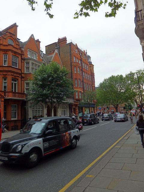 Lower Sloane Street, Chelsea
