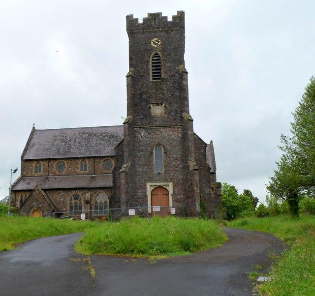 Grade Ii Listed Church Of St David 169 Jaggery Cc By Sa