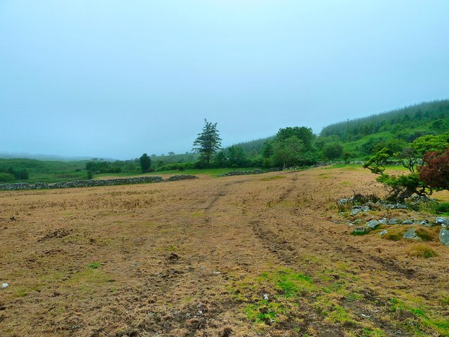 Track to Changue Fell